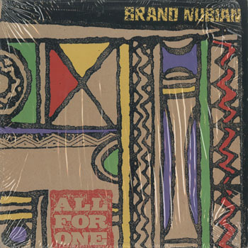 BRAND NUBIAN_All For One_20200120