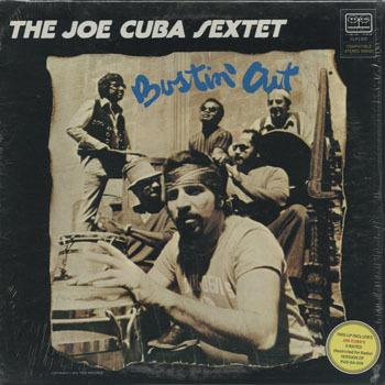 JOE CUBA SEXTET_Bustin Out_20200128