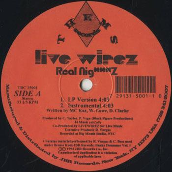 LIVE WIREZ_Real Niggaz_20200202