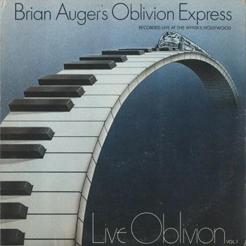 BRIAN AUGERS OBLIVION EXPRESS_Live Oblivion Vol 1_20200203