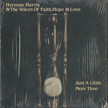 HERMAN HARRIS_ Just A Little More Time_20200209