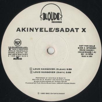 AKINYELE SADAT X_Loud Hangover_20200210