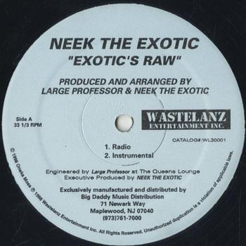 NEEK THE EXOTIC_Exotics Raw_20200210