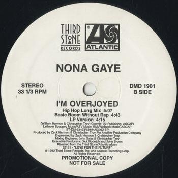 NONA GAYE_Im Overjoyed_20200213