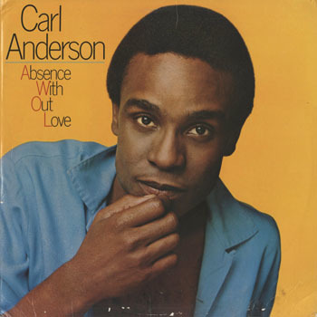 CARL ANDERSON_Absence With Out Love_20200214