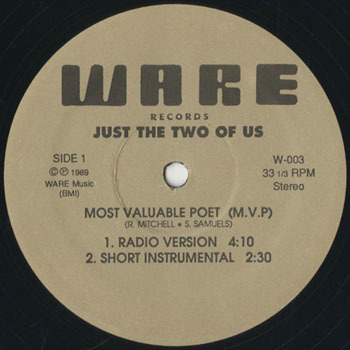 JUST THE TWO OF US Most Valuable Poet_20200221
