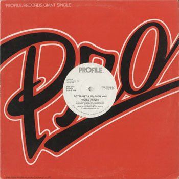 VIVIAN PRINCE Gotta Get A Hold On You_20200225