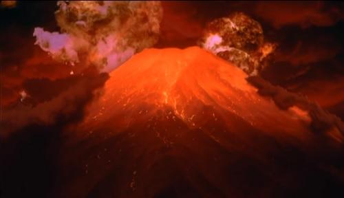 黒沢 赤富士