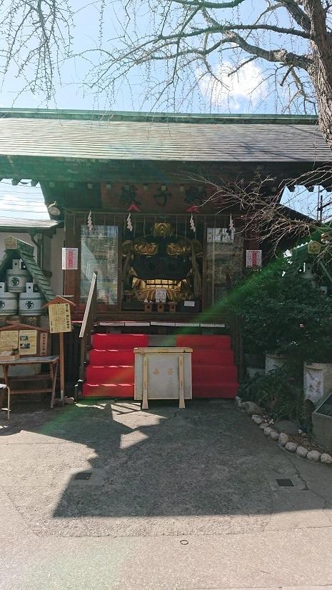 20200218PCOM東京 築地波除神社獅子殿