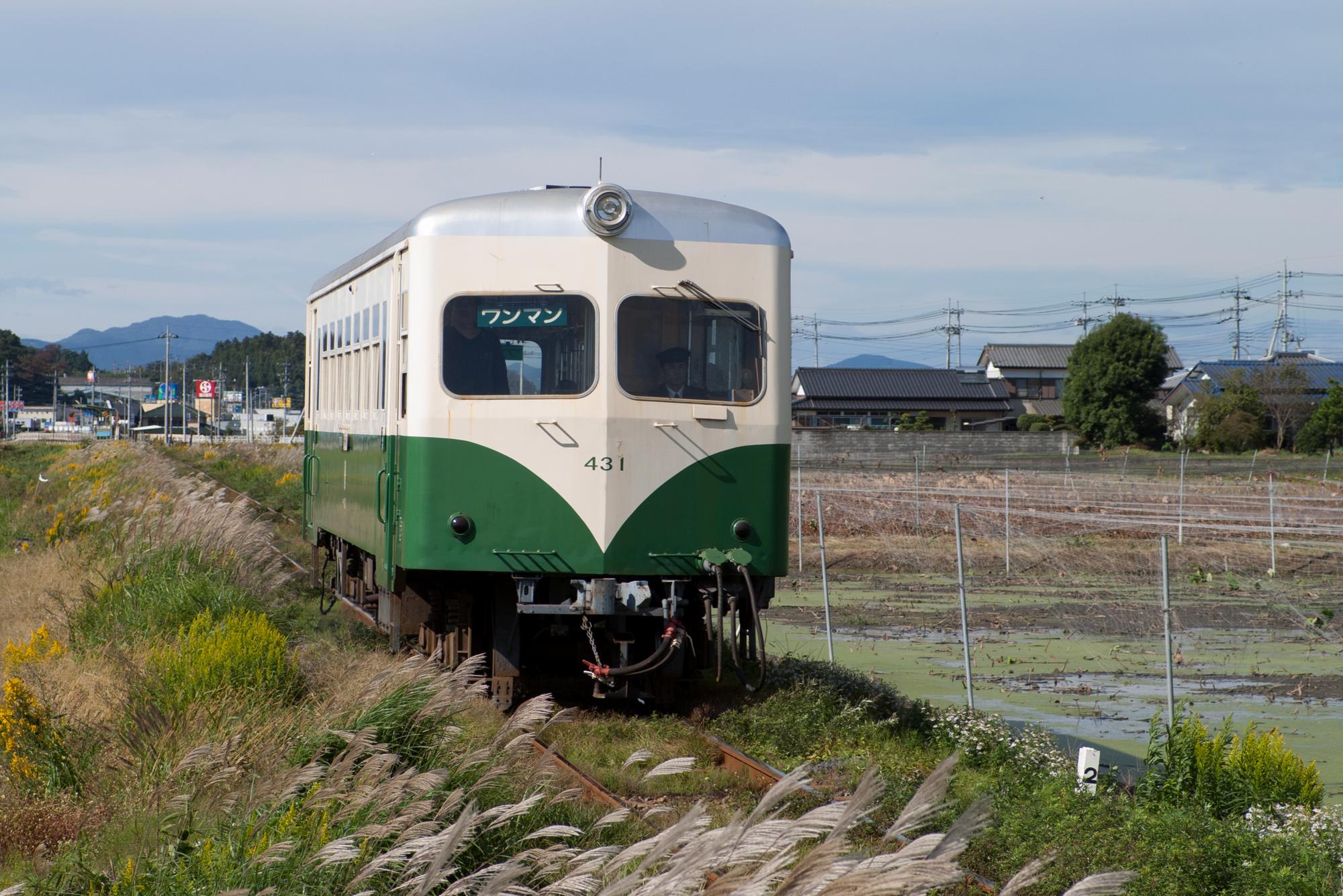 2005年10月23日 鹿島鉄道