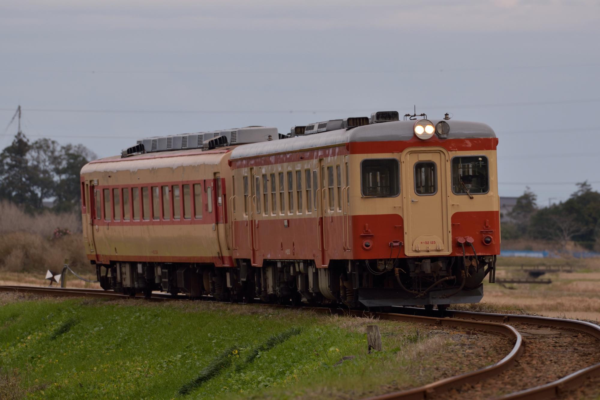 2020-1-4 いすみ鉄道 西大原~上総東