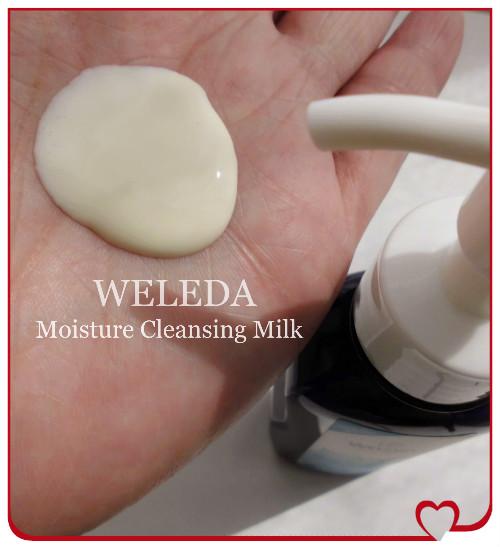 WELEDA Moisture Cleansing Milk 201909003