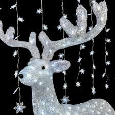 reindeer light
