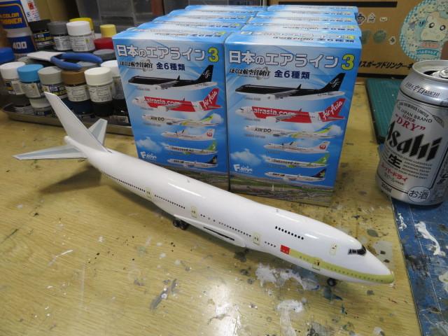 日本のエアライン 3 購入・・・