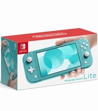 Nintendo Switch Lite ターコイズ 【予約特典】デジタル壁紙 配信