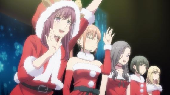 「推しが武道館いってくれたら死ぬ」 第8話 オタク幸せなクリスマス!えりぴよさん、光となる!w