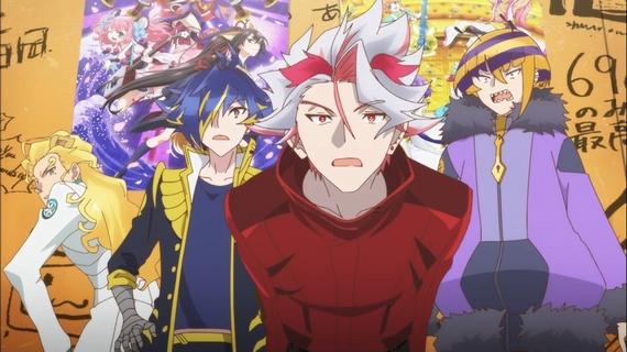 「SHOW BY ROCK!!ましゅまいれっしゅ!!」 第3話 不良系バンド「どこゆび」登場!個性的でファーファー言いすぎwww