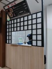 小田急うまいものめぐり ~手打 焔「小田急限定特製海老ワンタンメン」~-4