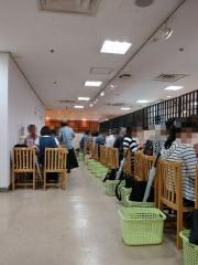 小田急うまいものめぐり ~手打 焔「小田急限定特製海老ワンタンメン」~-6