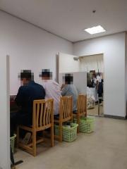 小田急うまいものめぐり ~手打 焔「小田急限定特製海老ワンタンメン」~-7