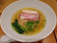 むぎくらべ【四】 ~麺や 福はら 「香味鶏そば(塩)」~-6