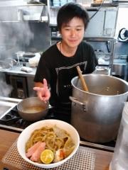 煮干しつけ麺 宮元【壱参】-12