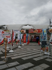 東京ラーメンショー2019 ~『ら~麺 あけどや』×『魂麺』千葉コラボ「鴨出汁ワンタン麺」~-14