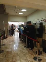 小田急百貨店 新宿店「TRYラーメン大賞・フェスティバル」 ~らぁ麺屋 飯田商店~5