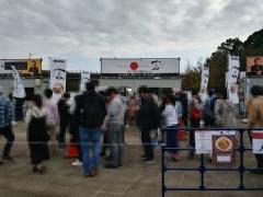 「真ラーメン祭り絆 in 松戸・21世紀の森と広場」開幕レポート!-14