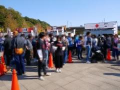 「真ラーメン祭り絆 in 松戸・21世紀の森と広場」開幕レポート!-16