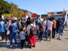 「真ラーメン祭り絆 in 松戸・21世紀の森と広場」開幕レポート!-17