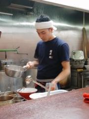 麺屋 謝(いやび) ~『零一弐参』の厨房を間借りして作った「煮干しそば」~-4