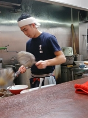 麺屋 謝(いやび) ~『零一弐参』の厨房を間借りして作った「煮干しそば」~-5