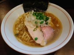麺屋 謝(いやび) ~『零一弐参』の厨房を間借りして作った「煮干しそば」~-7