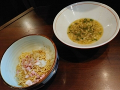 麺屋 謝(いやび) ~『零一弐参』の厨房を間借りして作った「煮干しそば」~-14