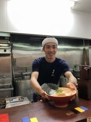 麺屋 謝(いやび) ~『零一弐参』の厨房を間借りして作った「煮干しそば」~-6