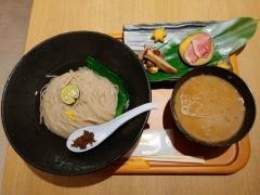 むぎくらべ【七】 ~寿製麺 よしかわ「麺割烹 霜月 鴨の味噌つけそば」~-5