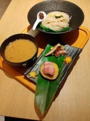 むぎくらべ【七】 ~寿製麺 よしかわ「麺割烹 霜月 鴨の味噌つけそば」~-7