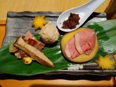 むぎくらべ【七】 ~寿製麺 よしかわ「麺割烹 霜月 鴨の味噌つけそば」~-11