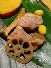むぎくらべ【七】 ~寿製麺 よしかわ「麺割烹 霜月 鴨の味噌つけそば」~-13