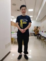 松坂屋上野店「年末特別企画 北海道物産展」 ~井さい「辛いニボ味噌らーめん」&「濃い煮干しらーめん」~-5