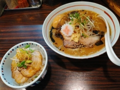 ら~麺 あけどや【壱六】-5