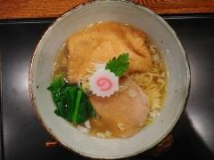 【新店】中華蕎麦 きつね-7