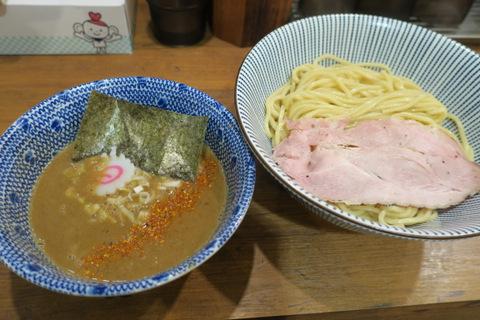 春道(つけ麺)