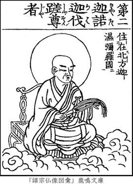 25迦諾迦伐蹉尊者