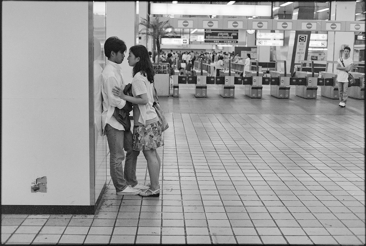 新宿 1994年8月7日 - working distance