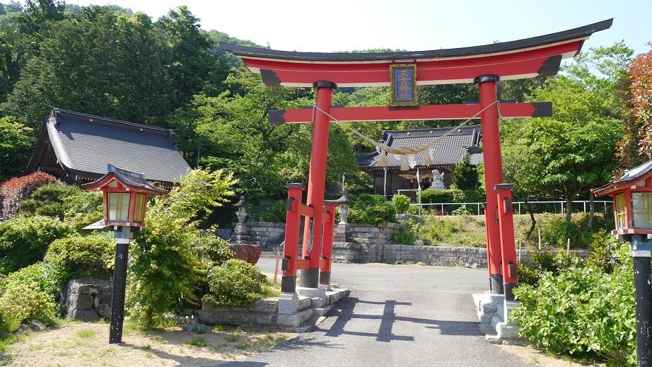 石母田三吉神社 Ishimoda Miyoshi Jinja サムネイル画像