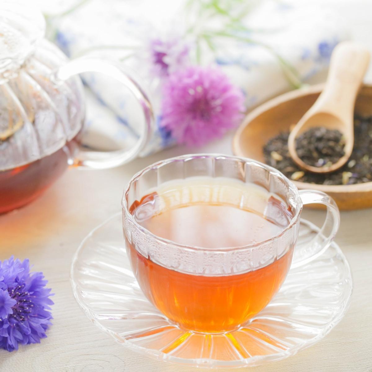 ハーブセラピストが教えるおいしいハーブティーの入れ方&おしゃれな茶器