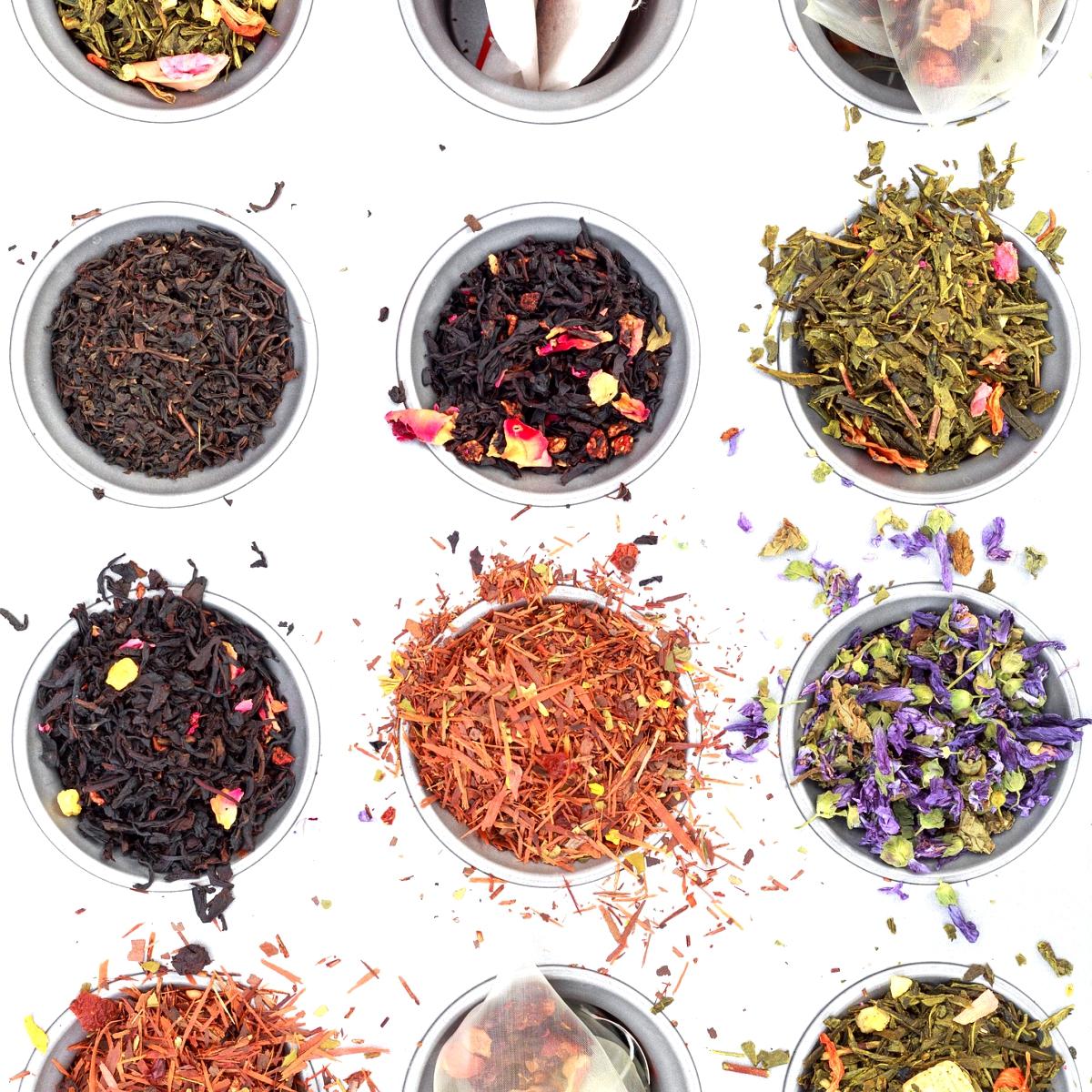 おいしさを保つ!ハーブティーの茶葉の保存方法と保存期間(賞味期限)
