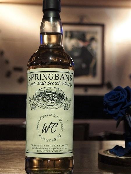 SPRINGBANK Whisky Freunde Cloppenburg 1997_600